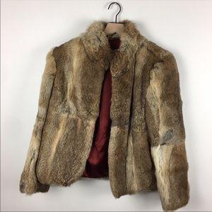 BB Dakota fur coat